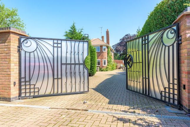 Thumbnail Detached house for sale in Fulbridge Road, Peterborough