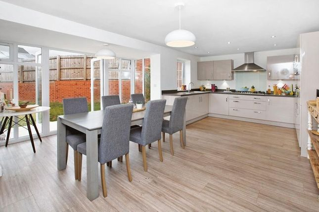 Thumbnail Detached house for sale in Cranbrook Walk, Exeter