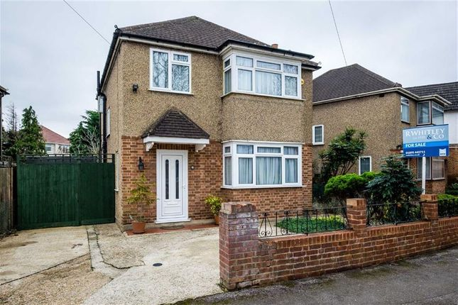 Thumbnail Detached house for sale in Money Lane, West Drayton, Middlesex