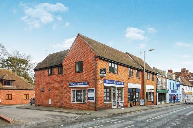 Thumbnail Flat to rent in High Street, Wallingford