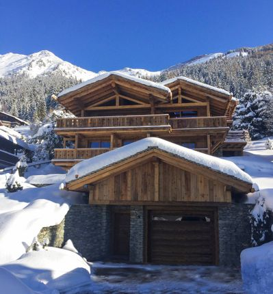 Thumbnail Chalet for sale in Chemin Des Esserts, Verbier, Switzerland