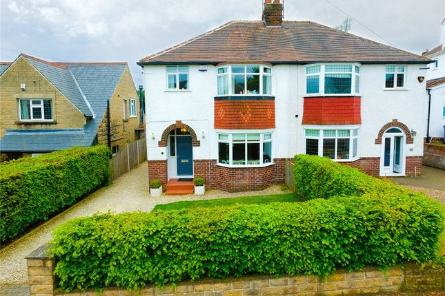 Thumbnail Semi-detached house for sale in Chatsworth Road, Sheffield, South Yorkshire