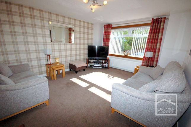 Lounge of Dechmont View, Uddingston, Glasgow G71