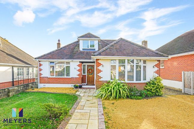 Thumbnail Bungalow for sale in Petersfield Road, Bournemouth