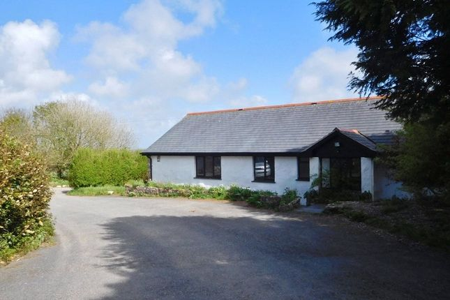 Thumbnail Bungalow to rent in St. Breock, Wadebridge
