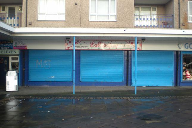 Retail premises to let in The Parade, Bradford