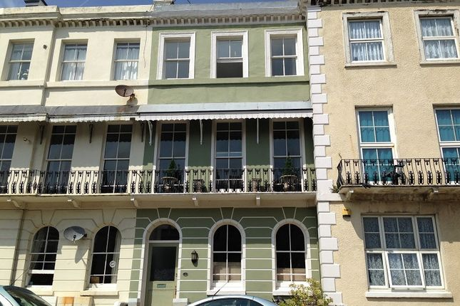 Thumbnail Terraced house to rent in St. Margarets Terrace, St. Leonards-On-Sea