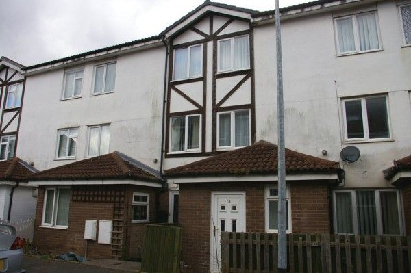 Thumbnail Terraced house to rent in Shawfield Close, Sutton Hill