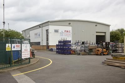 Thumbnail Light industrial to let in Unit 3, Europa Park, Grimsby, Lincolnshire