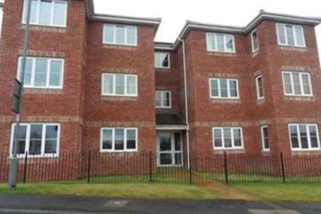 Thumbnail Flat for sale in Hazel Court, Haswell, Durham