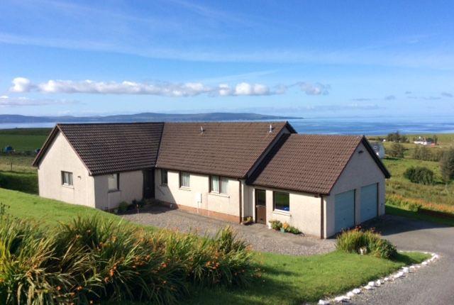 Thumbnail Bungalow for sale in 1 Totescore, Kilmuir, Isle Of Skye