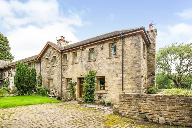 Thumbnail Barn conversion for sale in Stocks Lane, Queensbury, Bradford, West Yorkshire