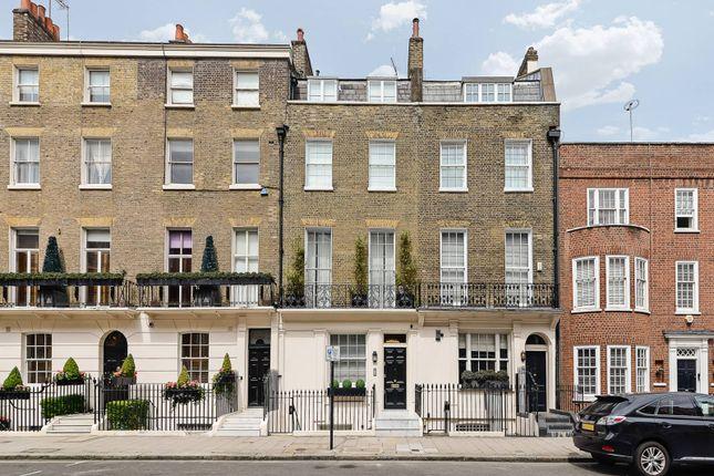 Thumbnail Terraced house to rent in Chapel Street, Belgravia, London