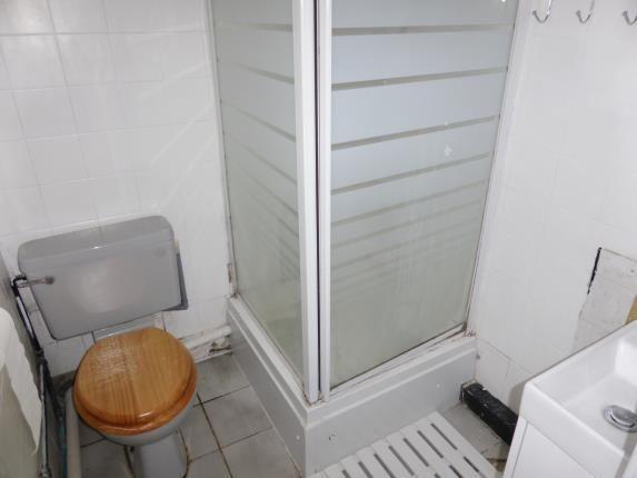 Shower Room of New Street, Lydd, Romney Marsh TN29