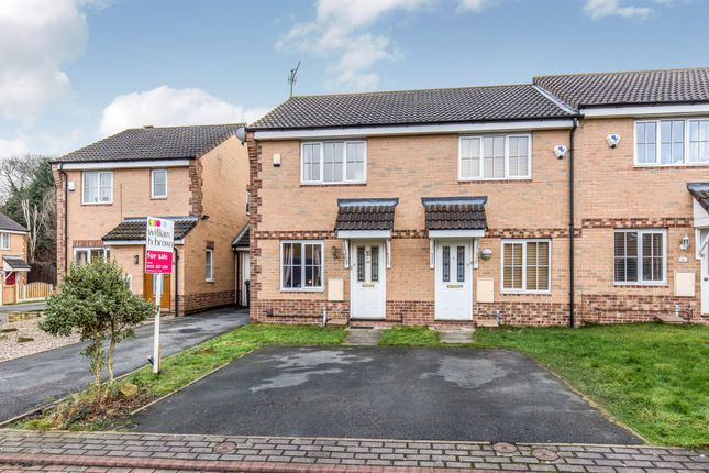 Thumbnail Terraced house for sale in Pitchstone Court, Farnley, Leeds