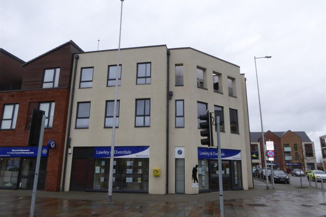 Thumbnail Flat for sale in Barrack Close, Telford