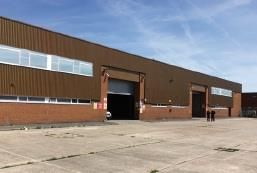 Thumbnail Light industrial to let in Units 19 & 21, Alpine Way, London Industrial Park, Beckton, London