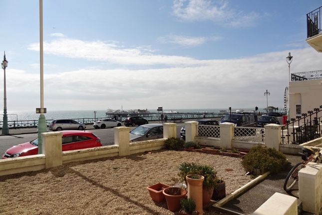 Thumbnail Flat to rent in Marine Parade, Brighton