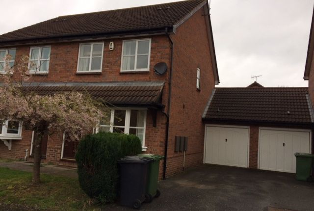 Thumbnail Semi-detached house to rent in St Margarets Road, Evesham