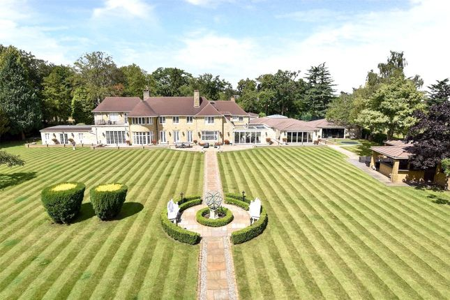 Thumbnail Detached house for sale in Brockhurst Park, Rickmans Lane, Stoke Poges
