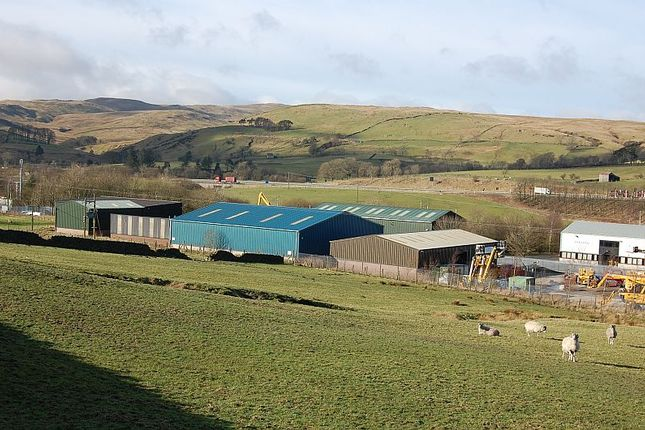 Thumbnail Industrial for sale in The Sidings, Tebay