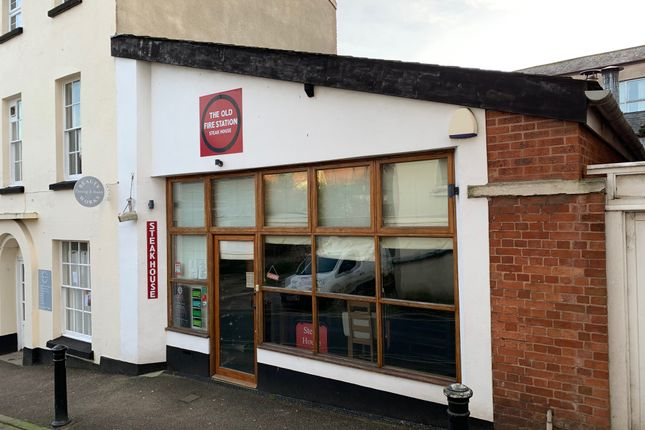 Thumbnail Retail premises for sale in North Street, Crediton