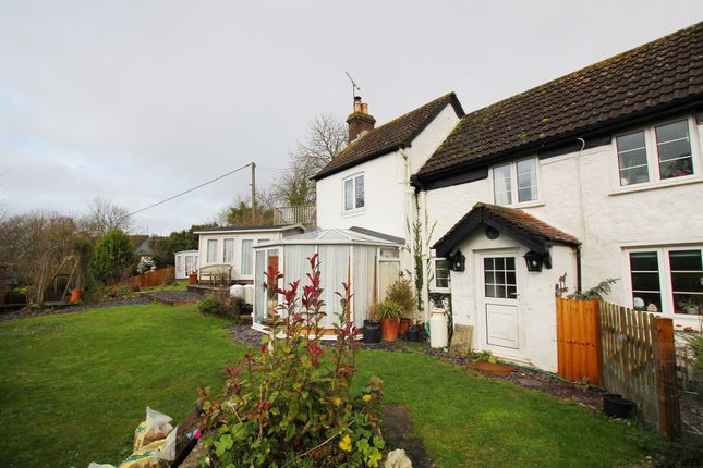 Thumbnail Semi-detached house for sale in Tower Hill, Iwerne Minster, Blandford Forum