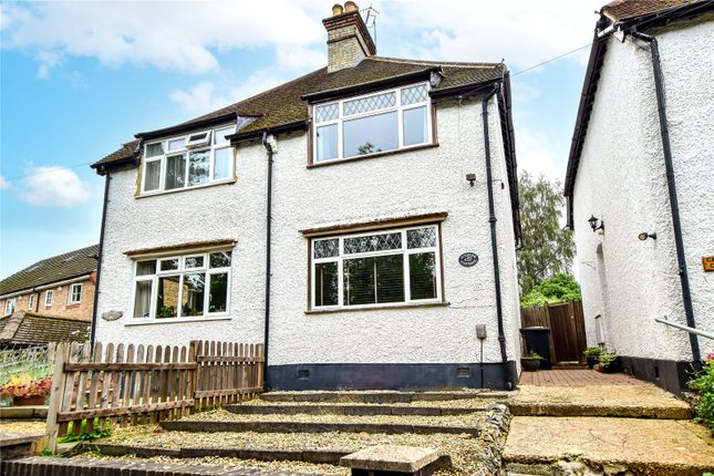 Thumbnail Semi-detached house for sale in Quickley Lane, Chorleywood, Hertfordshire