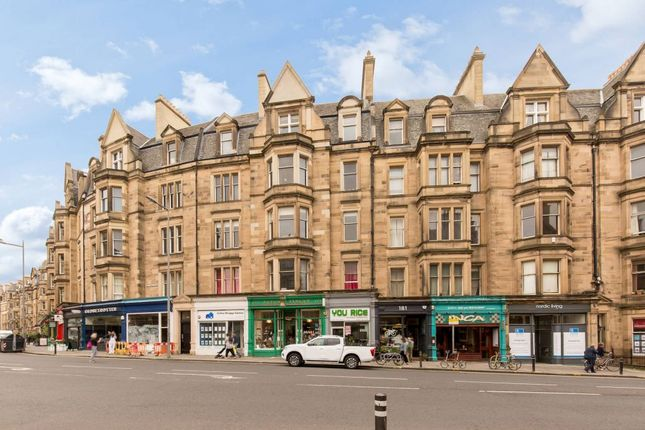 Thumbnail Flat for sale in 173 4F1, Bruntsfield Place, Edinburgh
