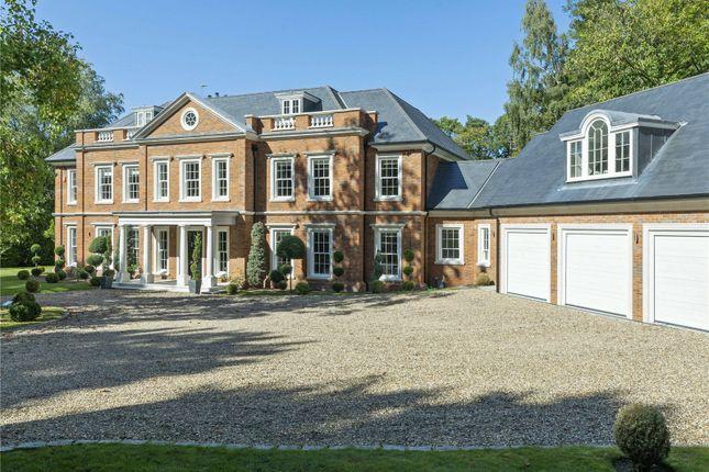 Thumbnail Detached house for sale in Regents Walk, Ascot, Berkshire