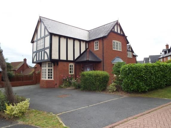 Thumbnail Property for sale in Chiltern Close, Weston, Crewe, Cheshire
