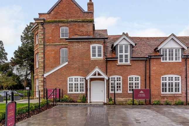 Thumbnail Town house for sale in Aylesbury Court, Aylesbury Road, Lapworth