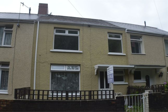 Thumbnail Terraced house for sale in Mount View Terrace, Port Talbot, West Glamorgan