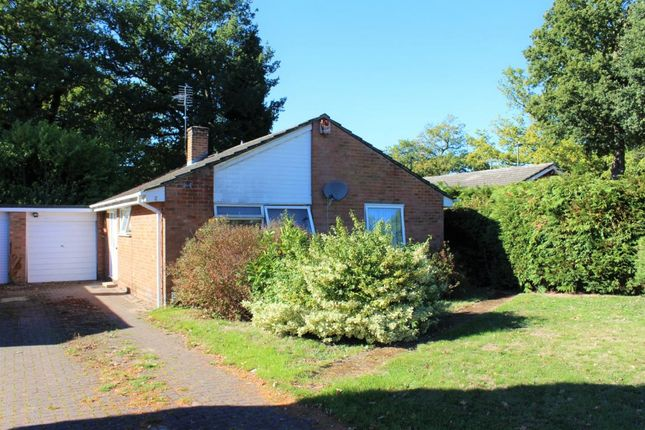 Thumbnail Bungalow for sale in Ambleside Close, Mytchett