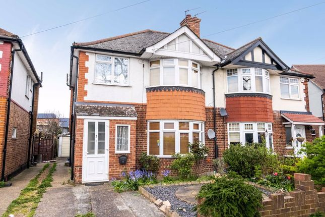 Thumbnail Semi-detached house for sale in Cherry Orchard, West Drayton, Middlesex