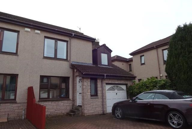 Thumbnail Semi-detached house to rent in Lytton Street, Dundee