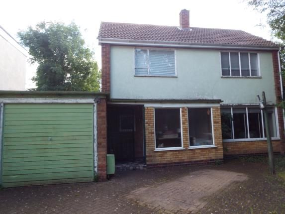 Thumbnail Detached house for sale in Elmdon Lane, Marston Green, Birmingham, West Midlands