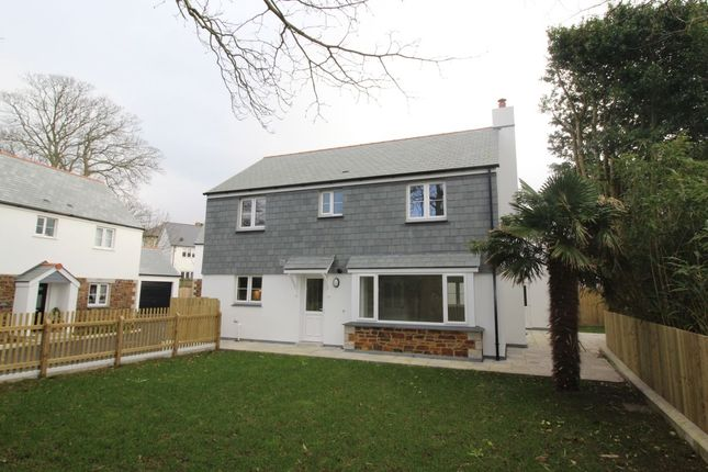Thumbnail Detached house for sale in Plain-An-Gwarry, Redruth