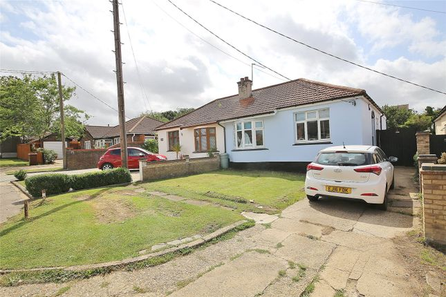 Thumbnail Bungalow for sale in York Avenue, Corringham, Essex