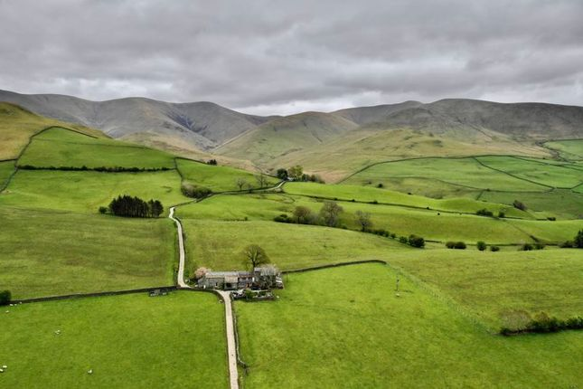 Thumbnail Detached house for sale in Howgill, Sedbergh