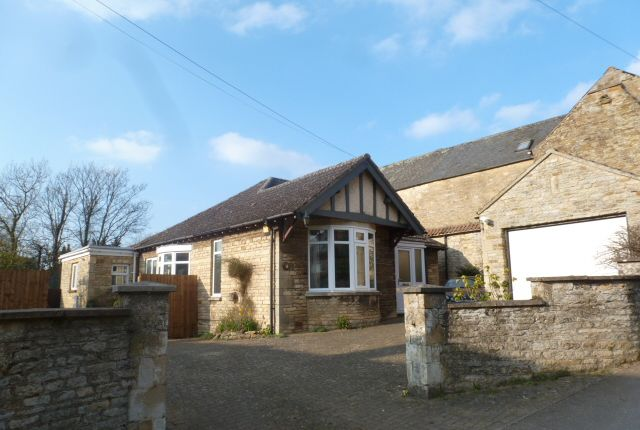 3 bed detached bungalow for sale in Station Road, Gretton, Corby