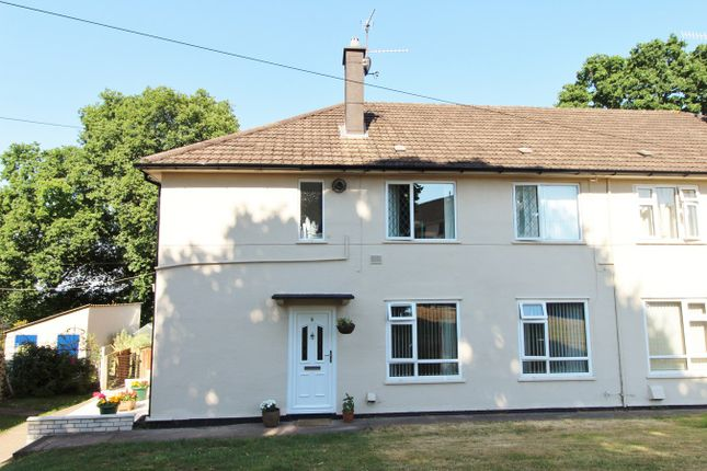 Thumbnail Flat for sale in Brynglas Close, Newport