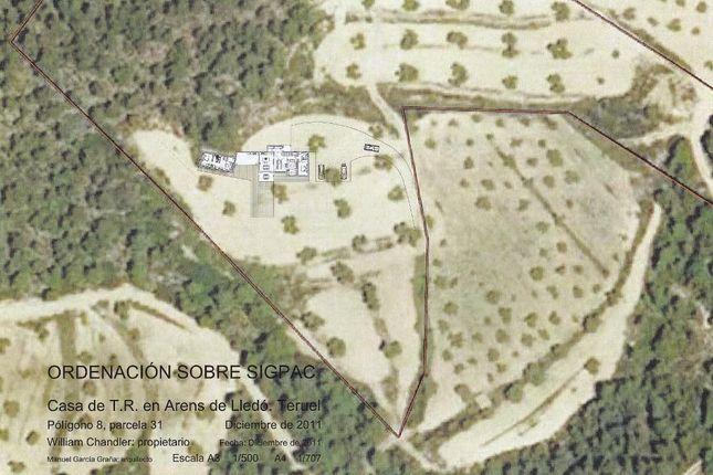 Architect's Impression In Landscape