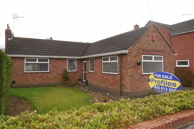 3 bed detached bungalow for sale in Brame Road, Hinckley