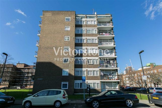 Thumbnail Flat for sale in Christian Street, Aldgate, London