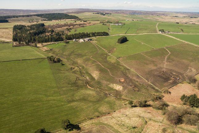 Thumbnail Farm for sale in Greenfield Farm, Rowley, County Durham