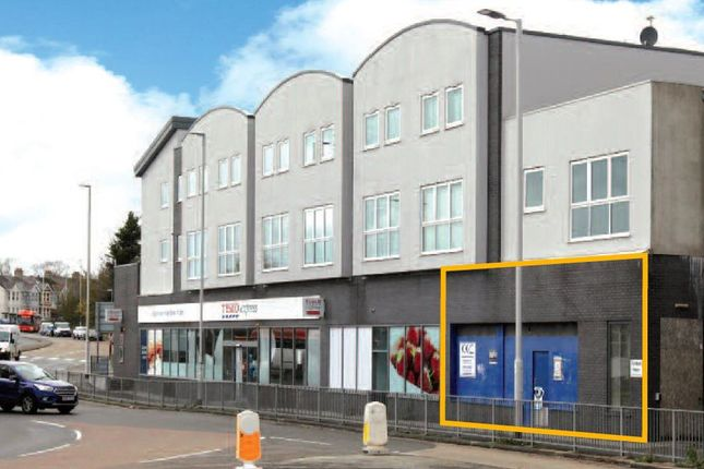 Thumbnail Retail premises to let in Wolseley Road, Plymouth