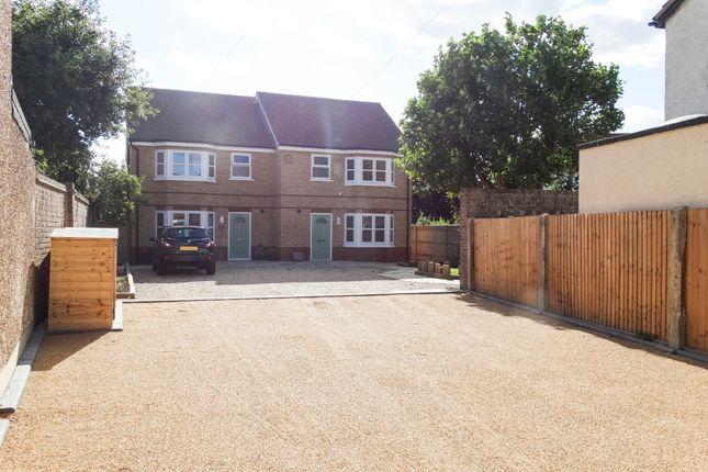 Thumbnail Semi-detached house for sale in Burnham Avenue, Bognor Regis