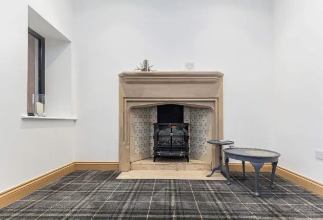 Fireplace of Morar House, 17 Upper Colquhoun Street, Helensburgh, Argyll And Bute G84