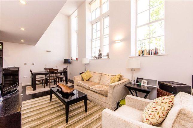 Living Room of Pissarro House, Augustas Lane, Barnsbury Place, Islington, London N1